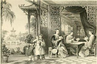 La historia del baccarat